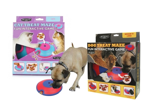 Interactive pet games