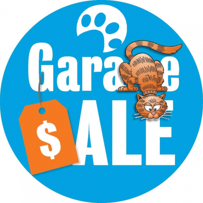 Garage Sale for Shelter